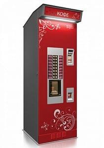 вендинг автомат кофе
