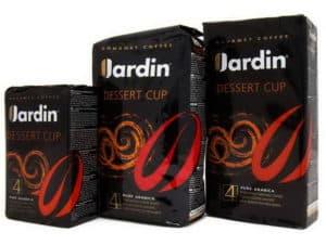 Dessert Cup, Jardin