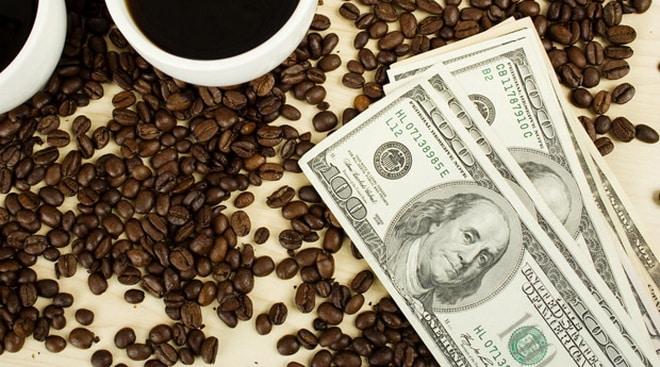 Бюджет на отикрытие кофейн