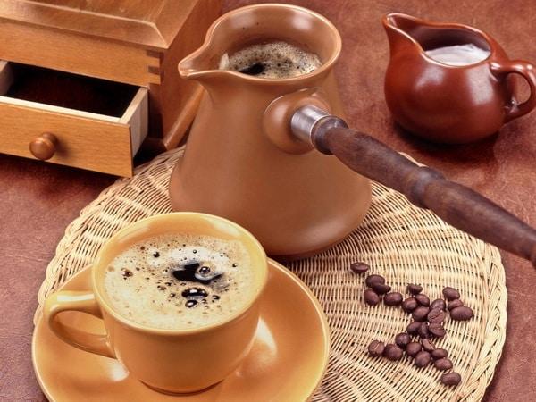 Кофе в турке рецепты приготовления