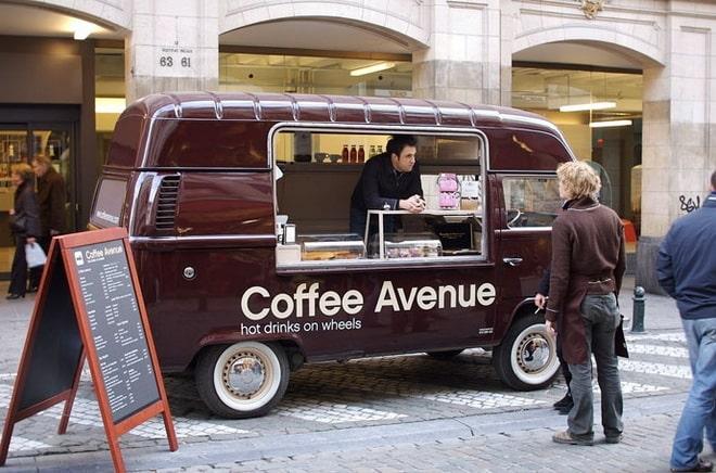 Авто-кофейня