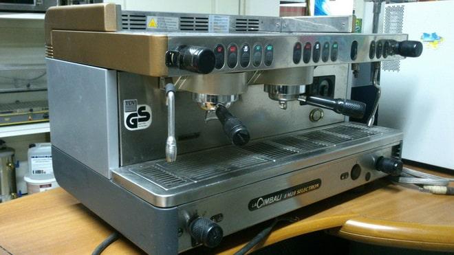 кофемашина марки La Cimbali