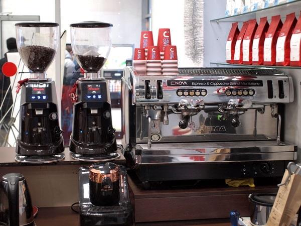 кофейня Оборудование