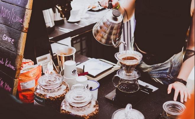 кофейные церемонии