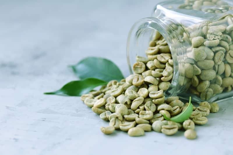 зеленый кофе кислота