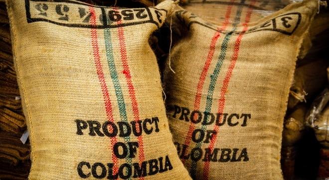 колумбийский