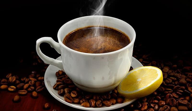 Классический кофе с цитрусом