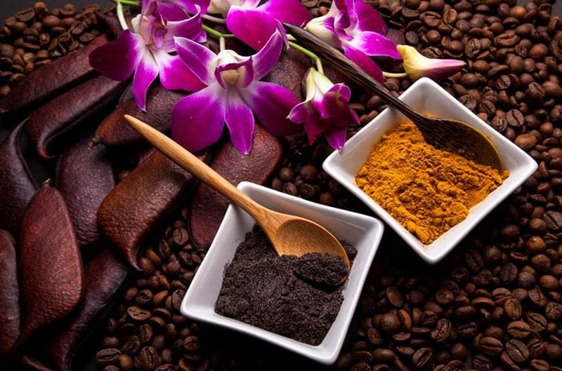 Кофе и корица в косметологии