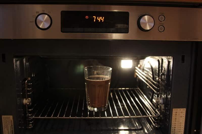 кофе в микроволновке