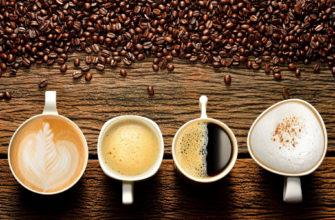 виды кружек для кофе