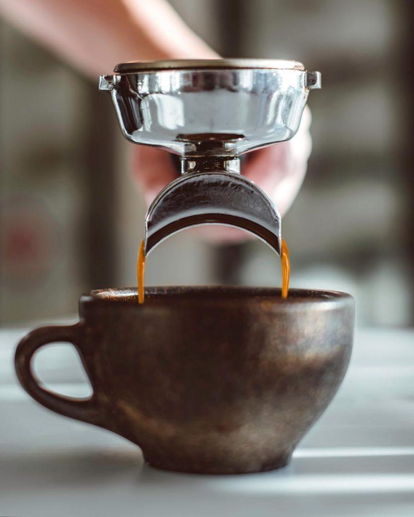 Назначение и замена холдера в кофемашине