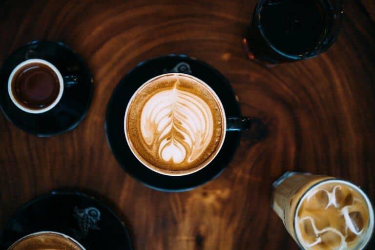 Технология приготовления Капучино в кофейне